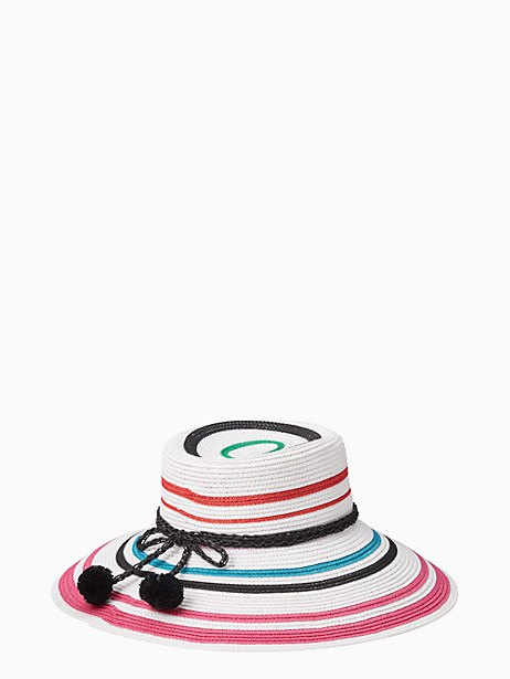 Kate Spade Fiesta Stripe Sunhat, Fiesta Stripe