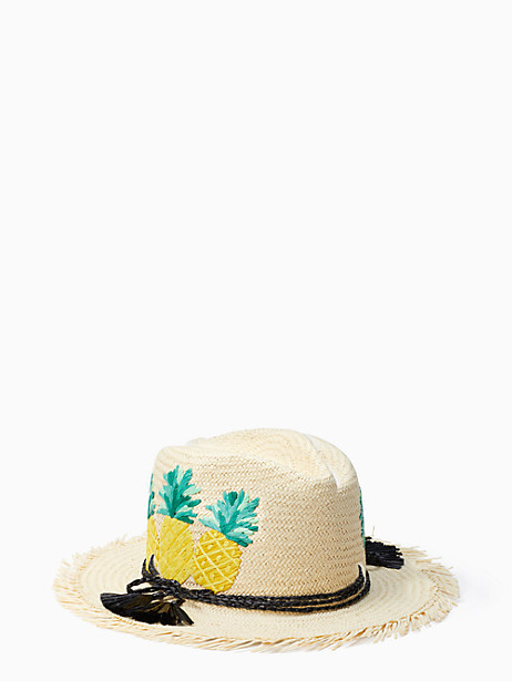 pineapple trilby by kate spade new york