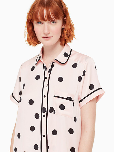short pj set by kate spade new york