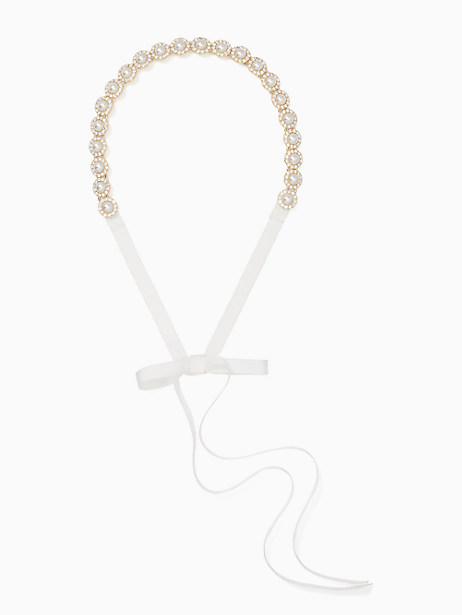 pearl and stone belt by kate spade new york
