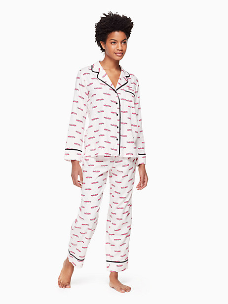 SATEEN PJ SET