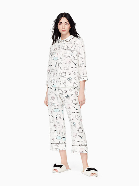 SATEEN BRIDAL PJ SET