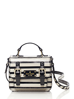 Kids' Patent Leather Scout Cross Body by kate spade new york