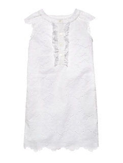 Toddlers Eyelet Lace Shift Dress by kate spade new york