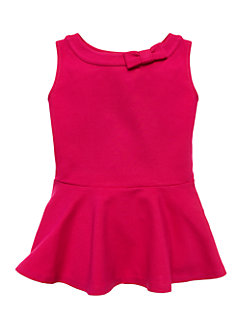 Girls Peplum Top by kate spade new york