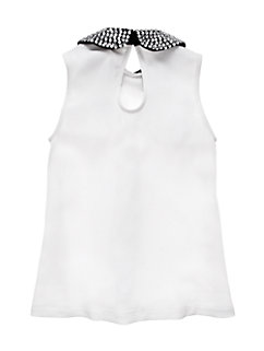 Girls Embellished Jensen Top by kate spade new york