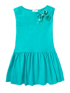 Girls Drop Waist Dress by kate spade new york