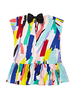 toddlers' peplum top by kate spade new york