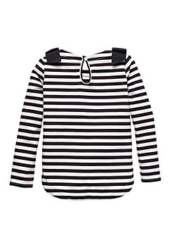 girls' lena tee by kate spade new york