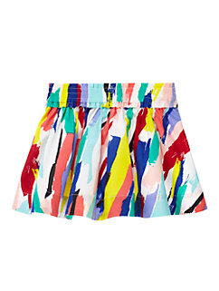 girls' smocked skirt by kate spade new york