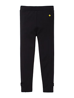 girls' jamie legging by kate spade new york