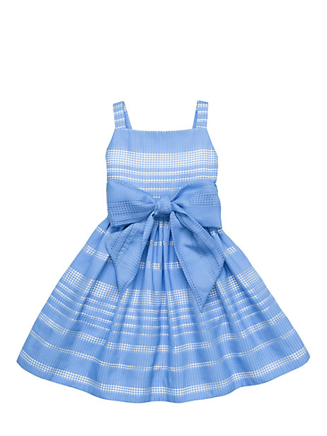 Kate Spade Girls' Party Dress, Alice Blue - Size 10