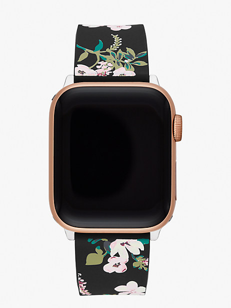SILICONE APPLE WATCH® STRAP