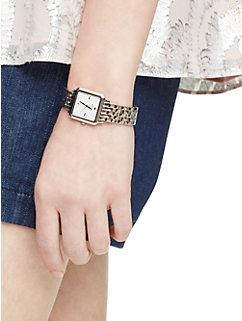 washington square bracelet watch by kate spade new york