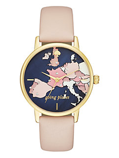 going places metro watch by kate spade new york