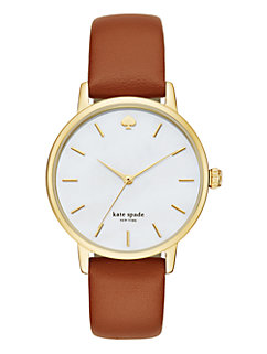 luggage metro watch by kate spade new york