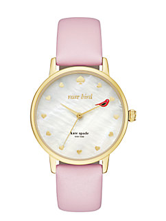 rare bird metro watch by kate spade new york