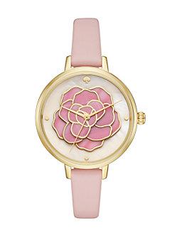 metro rose watch by kate spade new york