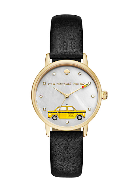 new york minute metro watch by kate spade new york