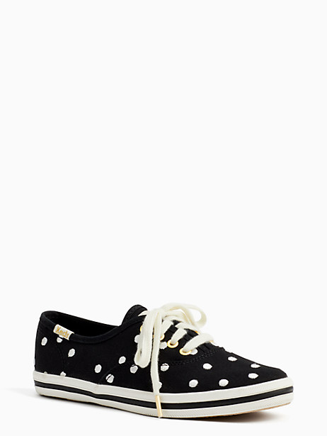 keds kids x kate spade new york champion dancing dot youth sneakers by kate spade new york