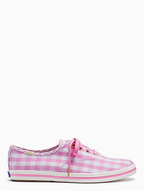 keds kids x kate spade new york champion gingham youth sneakers by kate spade new york