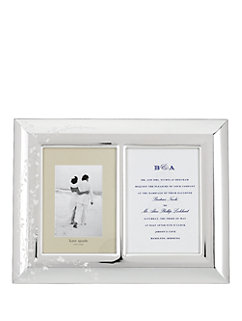 gardner street double invitation frame