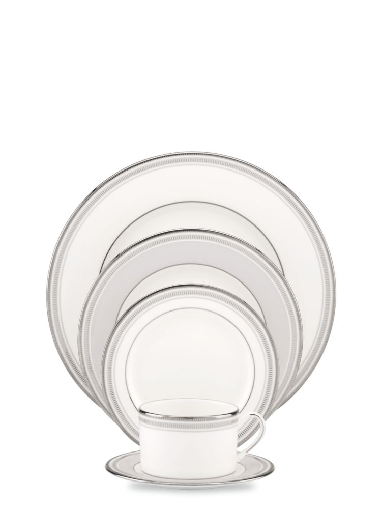 palmetto bay five-piece plate setting