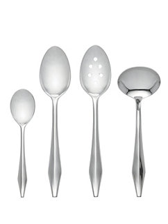 castle peak four-piece hostess set