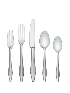 castle peak five-piece place setting