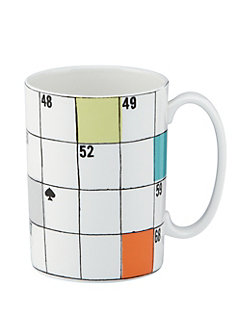 say the word crossword mug