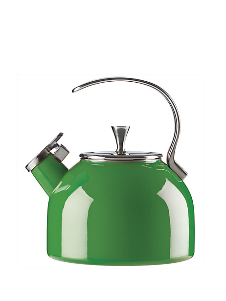 Kate Spade Tea Kettle, Green