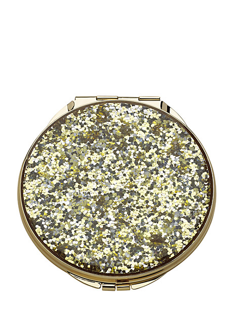 Kate Spade Simply Sparkling Compact, Gold