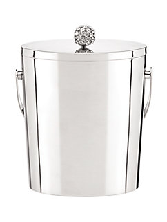 two of a kind ice bucket by kate spade new york