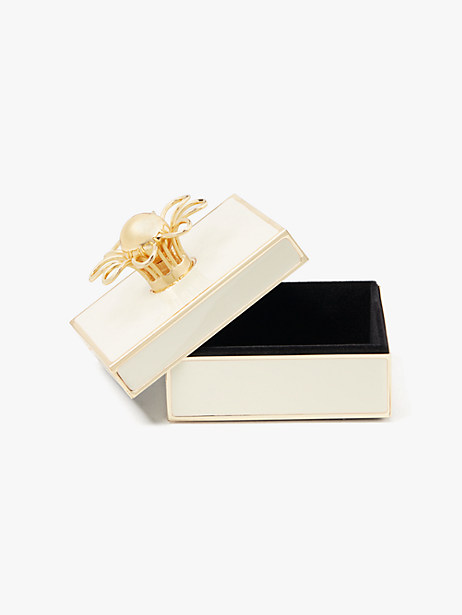 keaton jewelry box by kate spade new york
