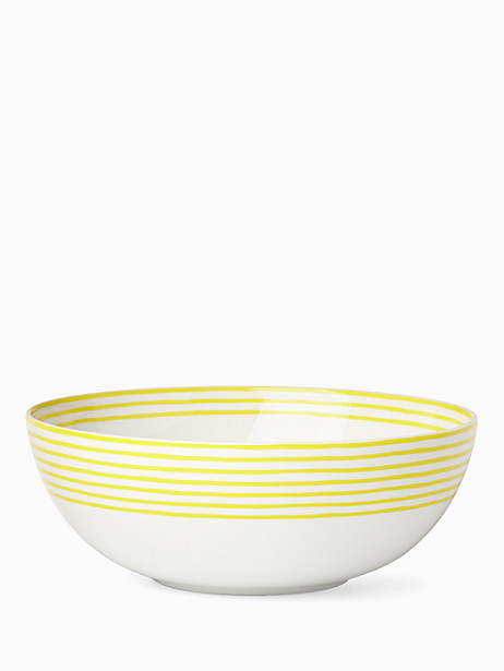 charlotte street with a twist serving bowl by kate spade new york