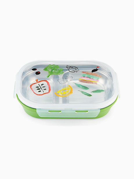Kate Spade On The Go Pretty Pantry Lunch Box