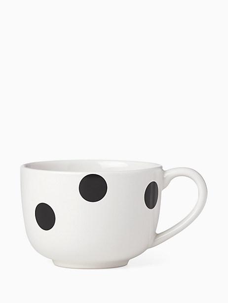 Deco Dot Latte Mug by kate spade new york