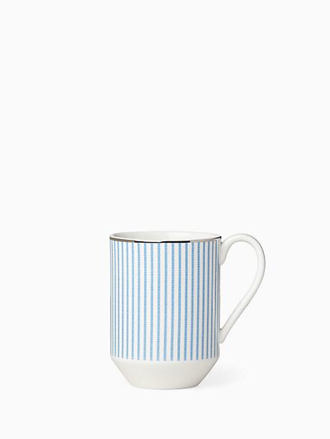 Kate Spade Laurel Street Mug, White