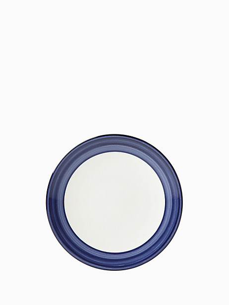 Charles Lane Indigo Accent Plate by kate spade new york