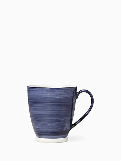 Charles Lane Indigo Mug by kate spade new york