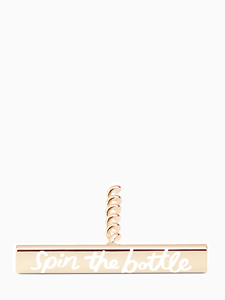 all that glistens spin the bottle opener by kate spade new york