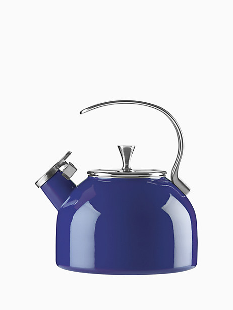 Cobalt Tea Kettle by kate spade new york