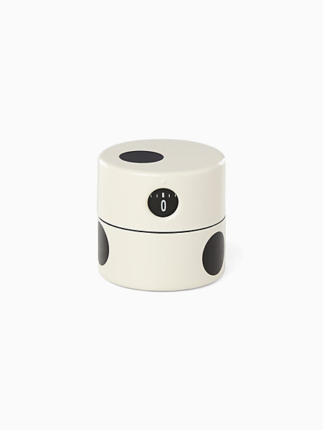 Deco Dot Timer by kate spade new york