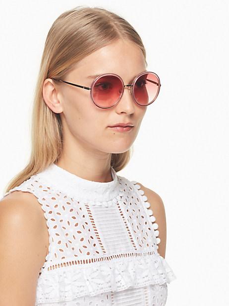 lamonica sunglasses by kate spade new york