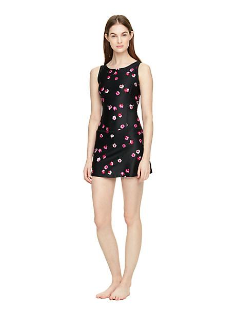 Kate Spade Falling Florals Skort Dress, Falling Floral - Size L