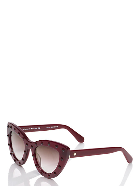 luann sunglasses by kate spade new york