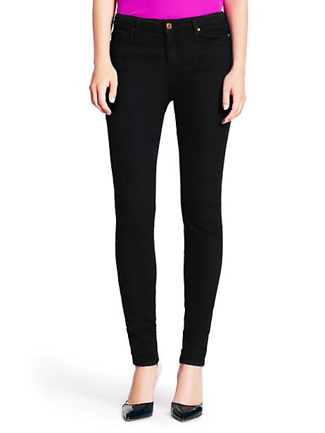 Kate Spade Broome Street Jean, Black - Size 24
