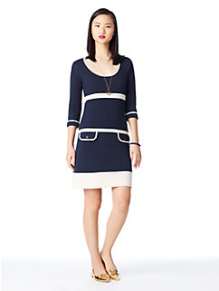cathie sweater dress
