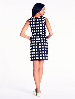 checkered lorelei dress