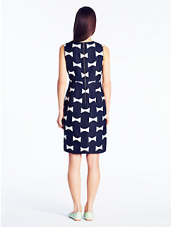 bow tie cora dress